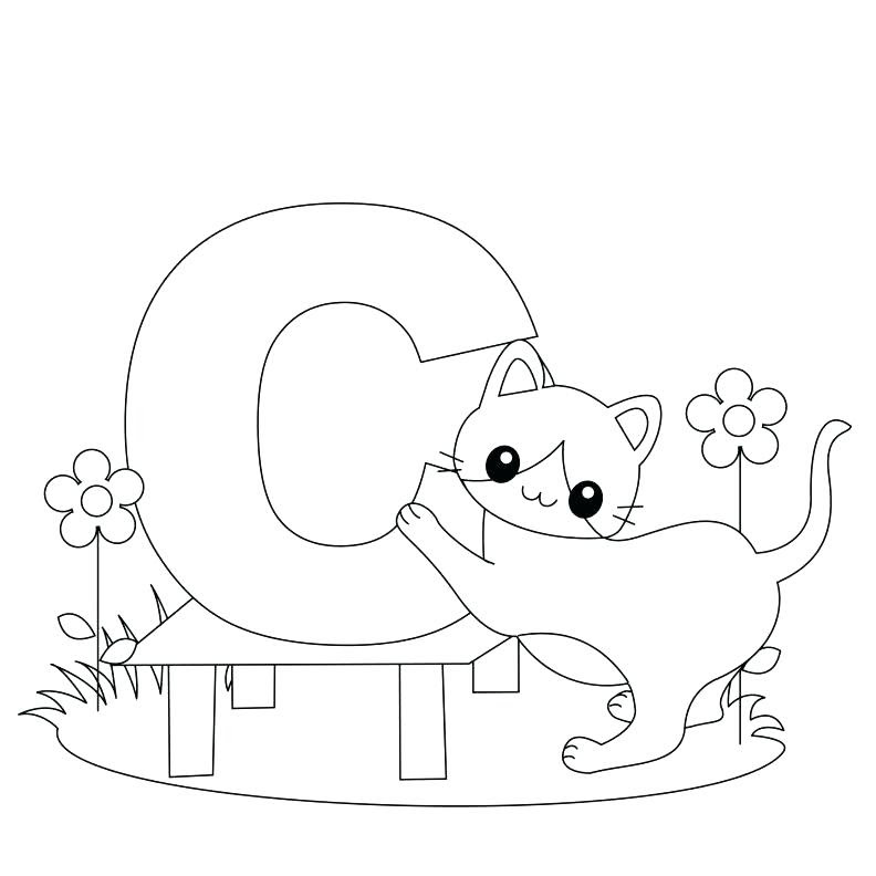 8800 Top Free Coloring Pages Abc Images & Pictures In HD