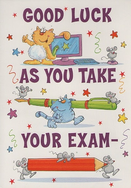 Good Luck As You Take The Exams Pictures Photos And Images For
