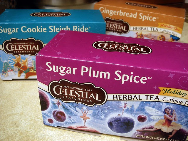Sugar Plum Spice Cake Balls