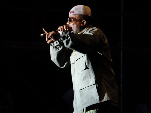 Big Boi at Ottawa Bluesfest 2012
