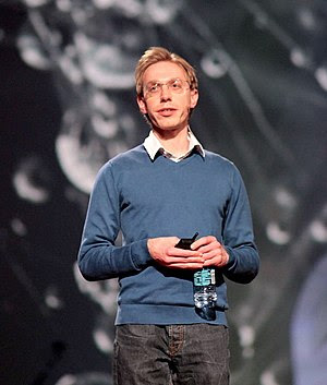 English: Daniel Tammet (born Daniel Paul Corne...