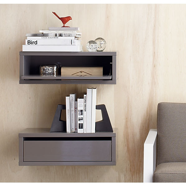 Floating Wall Mounted Nightstands