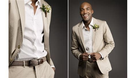 Men's Wedding Suits, Tuxedos & Designer Clothing   Junebug