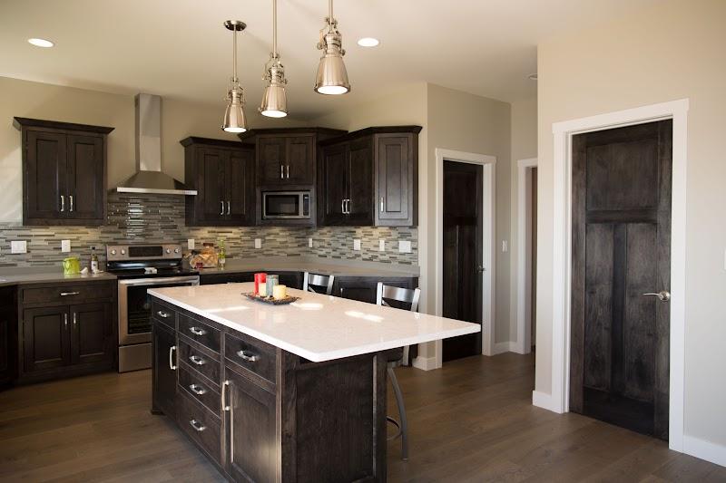 Prefinished Kitchen Cabinets