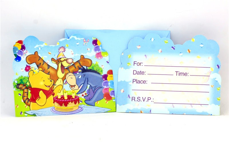 undangan ultah anak2 doraemon kosong  kartu undangan