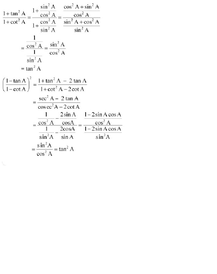 NCERT Solutions for Class 10th Maths: Chapter 8 – Introduction to Trigonometry, CBSE NCERT Class X (10th)   Mathematics, NCERT CBSE Solved Question Answers, KEY NOTES, NCERT Revision Notes, Free NCERT Solutions Online
