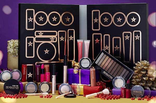 Makeup revolution lip advent calendar