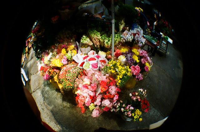 Hong Kong Flowers Market