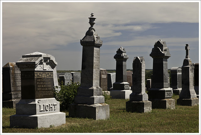 Cemetery at Immanuel Lutheran 2