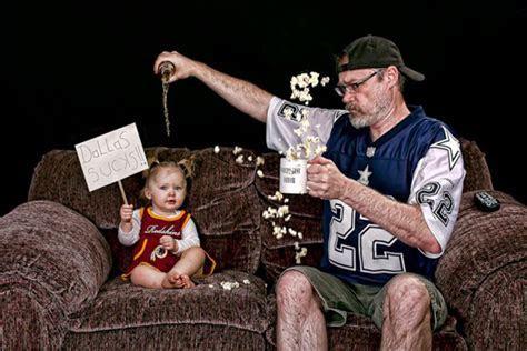 Funniest Photo Album Portraits of a Father?s Parody