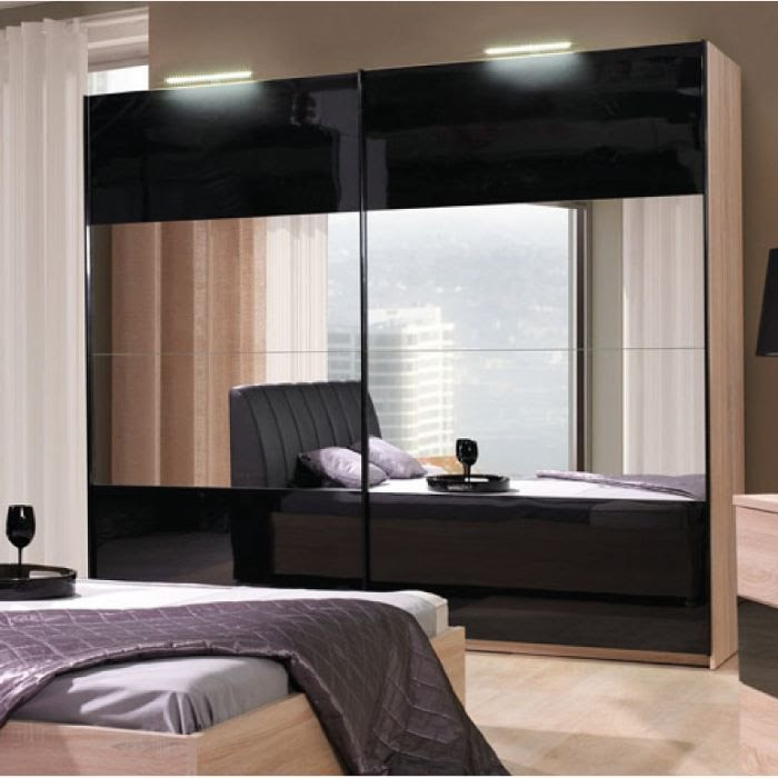 Armoire dressing Dali - naturel 2M - Achat / Vente armoire ...