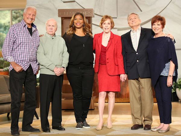 The Carol Burnett Show Reunion on The Queen Latifah Show