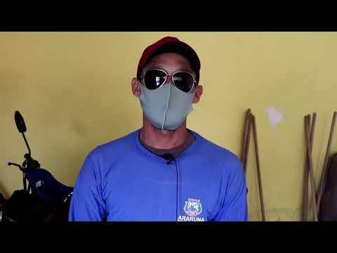 VÍDEO: Prefeitura de Araruna inicia imunização de trabalhadores da limpeza urbana