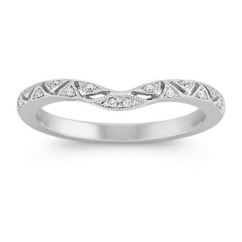 Shop Shane Co.'s Contour Wedding Bands   Contour Wedding Rings