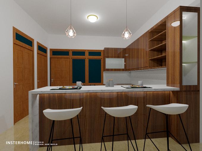 Standar Ukuran Dapur Cafe | Ide Rumah Minimalis