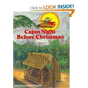 Cajun Night Before Christmas (The Night Before Christmas Series)