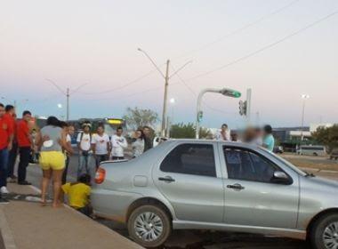 Barreiras: Adolescente de 17 anos morre em capotamento de carro