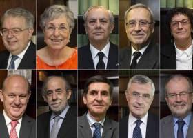 El Constitucional suspende la partida de los presupuestos catalanes para el referéndum