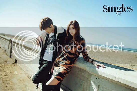 Se7en and Park Han Byul