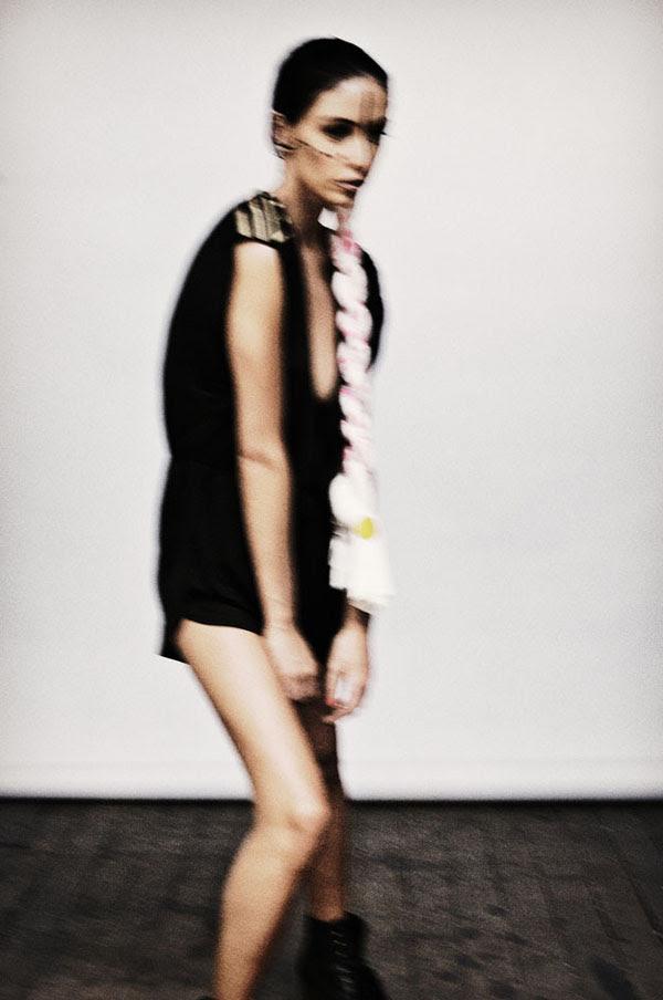 Shine By Three, Fashion Editorial, Fabric Platt