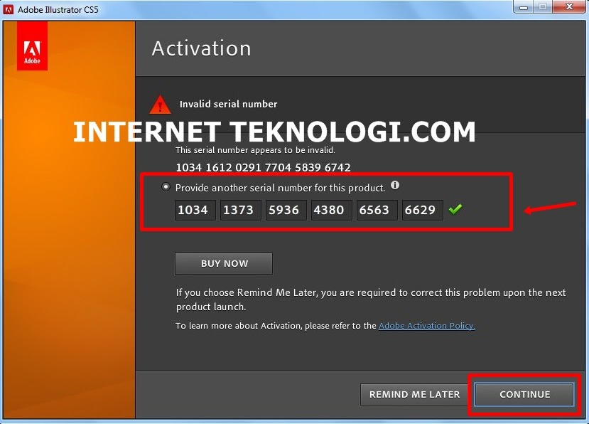 PVcirtual: Adobe Illustrator Cs6 Serial Number Validation
