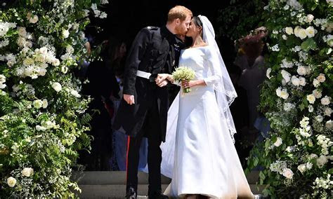 How Meghan Markle wanted her wedding dress to represent