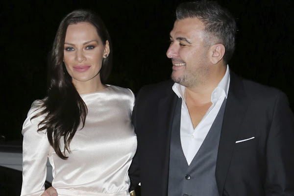 e9fbcdd318e2 Antonis Remos set to marry Yvonne Bosnjak this weekend