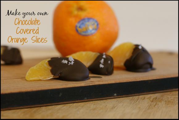 Holiday Recipe Chocolate Orange Slices Halosfun Client