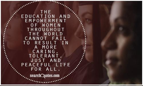 Quotes About Education Empowerment 47 Quotes
