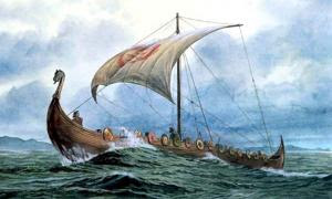 Discovery of Two Boat Burials Changes Viking Timeline
