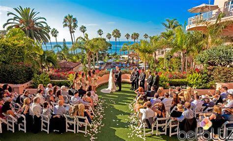 La Valencia Hotel Weddings   Dancing DJ Productions