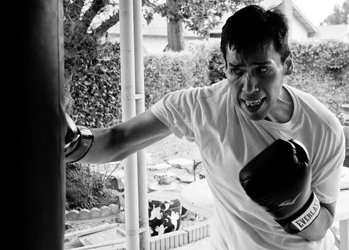 Jon boxing #8