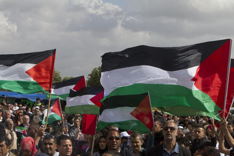Sweden recognises Palestinian state