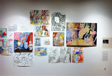 life drawings  lsu students featured  lasm