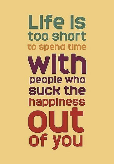 Life Is Too Short To Spend Time Quote Picture