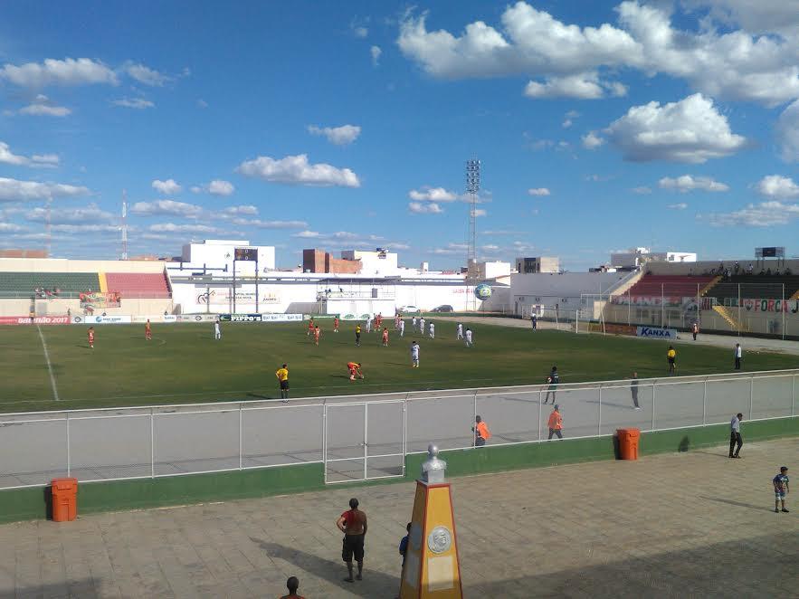 Foto: Cristiano Alves/Fluminense de Feira