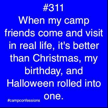 summer camp confessions tumblr