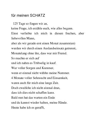 Unique Süße Lange Texte Für Mein Schatz - zitate freundschaft