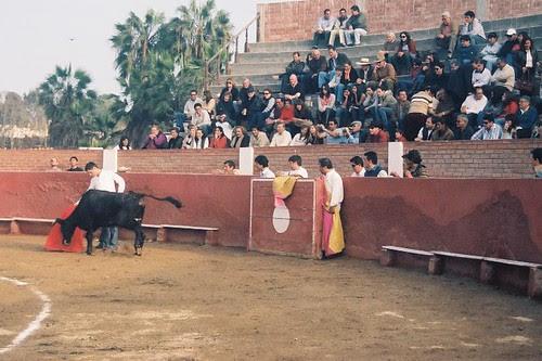 Encerrona por la Plataforma Taurina del Perú