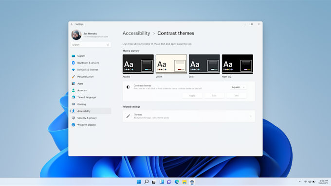 Making Windows 11 the most inclusively designed version of Windows yet
