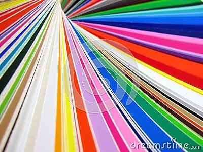 Guía Del Color Fotografía de archivo libre de regalías - Imagen: 470817