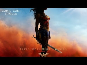 Wonder Woman Trailer is Out