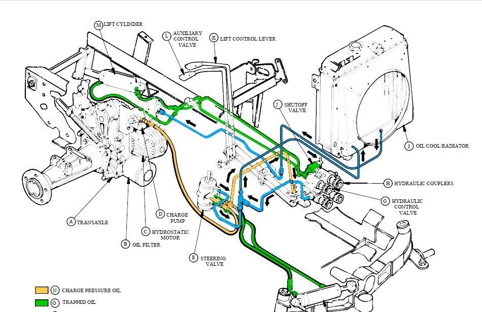 35 John Deere 455 Parts Diagram