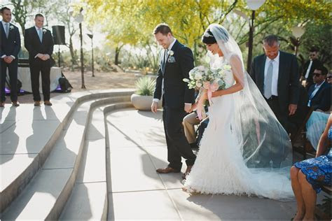 Desert Botanical Garden Wedding   Scottsdale, AZ Wedding
