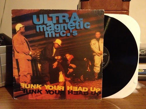 Ultramagnetic M.C.'s - Funk Your Head Up LP by Tim PopKid