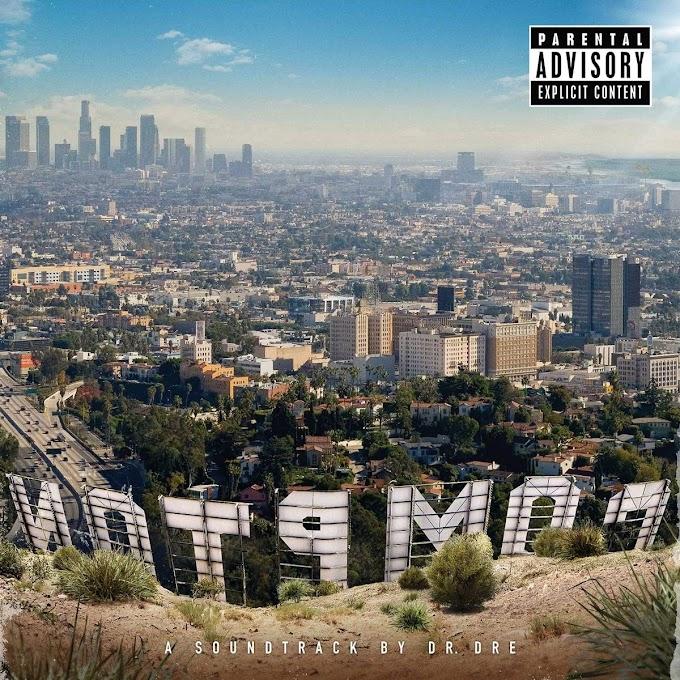 Dr. Dre - Compton (Clean Album) [MP3-320KBPS]