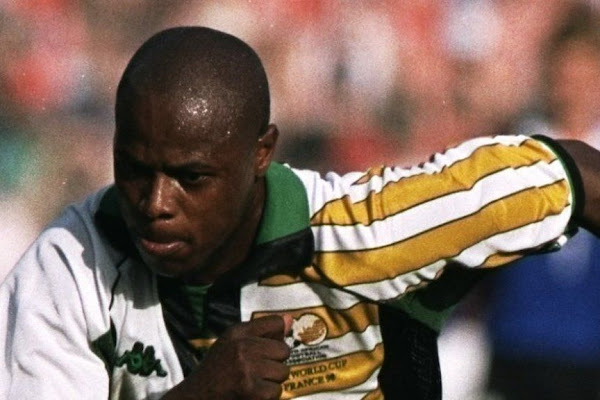 3255c63713e1 Phil Masinga  Lucas Radebe leads tributes as ex-Leeds and South Africa  striker dies aged 49