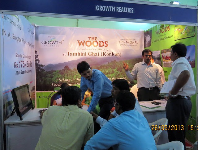 The Woods, Farmhouse Plots, Tamhini Ghat Konkan - Chintamani Hills, N A Plots, Dapoli - Visit Sakal Agrowon Green Home Expo, 25th and 26th May, 2013