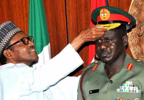 Buhari, Buratai, and the Python Panacea