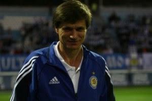 Рац заменит Ковальца на посту тренера Оболони
